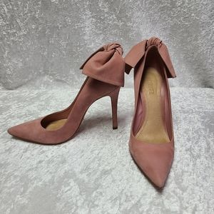 Schutz pumps in pink